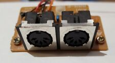 Commodore Amiga CDTV Replacement MIDI ports, Untested, As-Is