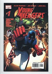 Young Avengers #1 Vol 1 Almost PERFECT High Grade 1st App of Kate Bishop