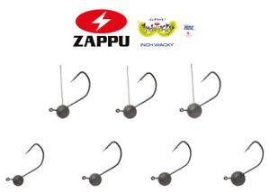 ZAPPU Inchi Wacky Tungsten Jig Head - Select Size