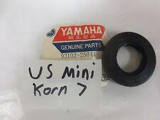 NOS Yamaha RR Wheel Oil Seal FJ600 SRX600 XS1 81-83 YZ125 1980 YZ250 93102-25044