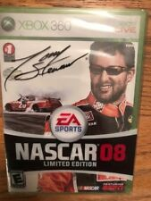 XBOX 360 NASCAR 08 LIMITED EDITION TONY STEWART BRAND NEW RACING VIDEO GAME