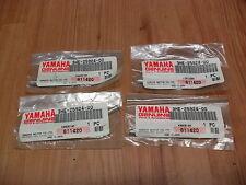 NEW OEM YAMAHA V-MAX 1200 1993-2003 4X FRONT BRAKE CALIPER PAD PINS 3HE-25924-00