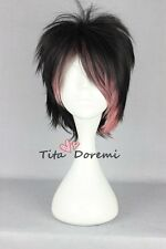 Devils and Realist Huber Cosplay Party Anime Fashion Full Wig Halloween Hair