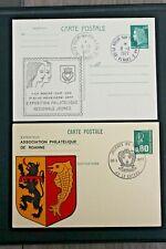 Sello Francia - Tarjetas Entero 1977 (W1) French Sello