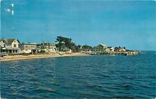 Orient LI NY Bay Front~What a Beautiful Place This Is~Resort Homes c1961
