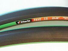 Two - Vittoria Pave Evo CG 3 - 25 mm  Tubulars tyres - NOS