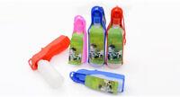 Hundetrinkflasche Trinken Karabiner Hundewasserflasche Wasserspender 250ml