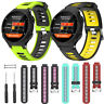 Soft Silicone Replacement Wrist Watch Band For Garmin Forerunner 735XT Watch