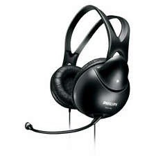 Philips SHM1900/00 Over-Ear PC Laptops Headset Headphone MIC Gaming/VoIP/Skype