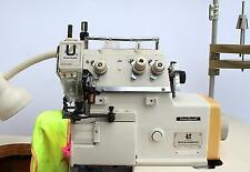 UNION SPECIAL SP161 1-Needle 3-Thread Serger Industrial Sewing Machine 220V 3PH