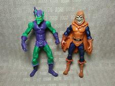 """Hasbro Marvel Universe 3.75"""" Lot Hobgoblin + Green Goblin"""