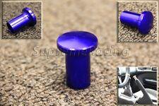RDT Blue Aluminum Drift Spin Turn E-BRAKE KNOB 1995-1998 240SX 180SX S14 SILVIA