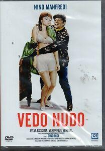 Vedo nudo - dvd - nuovo