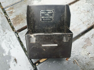 genuine used mamod Scuttle/ Firebox/ Coal Bunker for Live Steam Model Engines