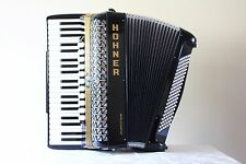 HOHNER ATLANTIC IV with case and trolley 2 years old made in Germany