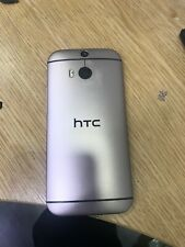 Good Condition HTC One  Amber Gold 16GB Unlocked Smartphone It's Stuck