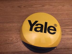 Genuine Yale dummy siren alarm box, enclosure same as live siren box