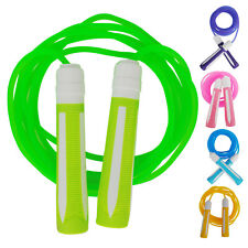 Skipping Speed Rope Fitness Boxing Jump Jumping Gym Cross fit Girls Lose Weight