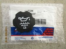 BUICK CADILLAC CHEVY 12573337 ACDELCO FC208 ENGINE OIL FILLER FLUID CAP OEM NEW