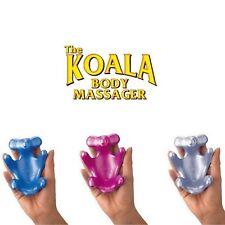 Body Neck Back Shoulder Massage Koala Souvenir Palm Grip Australia Made Massager