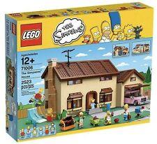 LEGO COLLEZIONISTI 71006 CASA DEI SIMPSONS SIMPSON  NUOVO
