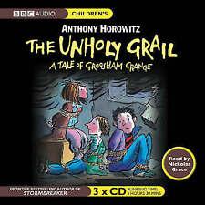 Anthony Horowitz - The Unholy Grail (CD-Audio) . FREE UK P+P ...................