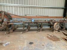 More details for vintage ransomes tsf200 5 furrow tractor mounted plough
