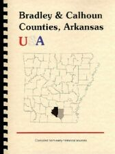 Bradley Calhoun County Arkansas 1890 Goodspeed History Biography Warren Hampton