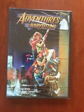 Adventures in Babysitting DVD New/ Sealed
