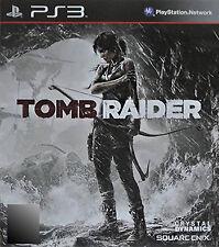 Tomb Raider (Sony PlayStation 3, 2013)