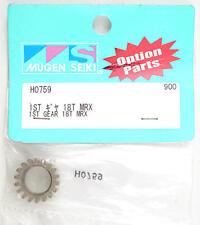 Mugen Seiki 1st Gear 18T MRX H0759 modellismo
