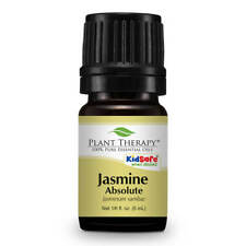 Plant Therapy Jasmine Absolute 5 mL (1/6 oz) 100% Pure, Undiluted