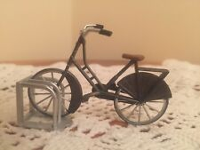 Lemax ? Christmas village  Bicycle Plus Stand