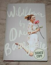 DREW BARRYMORE SIGNED AUTOGRAPHED WILDFLOWER HARDCOVER BOOK PSA COA AA91203