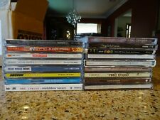 Lot Of 17 Rock / Pop Cd From 2000-2010- John Mayer, N Sync, Goo Goo Dolls, More