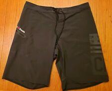Reebok CrossFit Training Shorts  - Men's Size 33 - Black stretch zip pocket flag