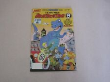 Filmations's Ghostbusters # 2 First Comics Comic Book TV Cartoon 1986