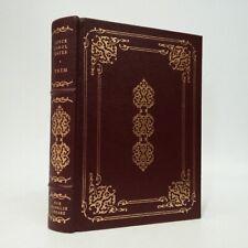 Them~Joyce Carol Oates~SIGNED Ltd Ed Leather Franklin Library