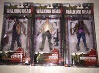 McFarlane The Walking Dead Merle Dixon Michonne Autopsy Zombie