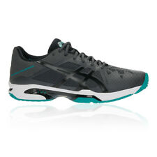Chaussure Asics Gel Solution Speed 3 anthracite Turquoise Fw17 46