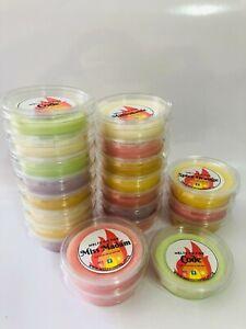 Wax Melts Pots  Handmade Soy Blend Wax melts highly scented melt pots 2 oz