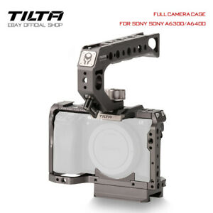 Tilta Full Camera Cage Rig Kit A Top Handle For Sony a6 Series A6000/A6300/A6500