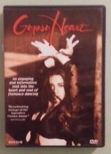 GYPSY HEART flamenco dacing  DVD   includes chapter insert