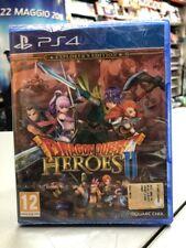 Dragon Quest Heroes II Explorer's Edition Ita PS4 NUOVO SIGILLATO