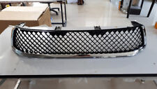FRONT GRILLE GRILL BLACK CHROME FIT FOR TOYOTA HILUX REVO M70 M80 2015 16 17 18
