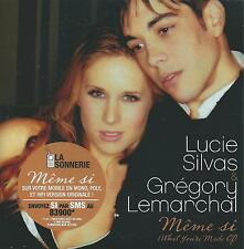 GREGORY LEMARCHAL & LUCIE SILVAS - Même si (what you're made of)