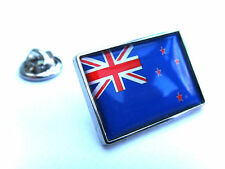 NEW ZEALAND NATIONAL FLAG LAPEL PIN BADGE GIFT