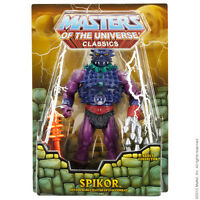 Spikor 2012 Masters Of The Universo Classics Motu He Man Moc Nuovo & Originale