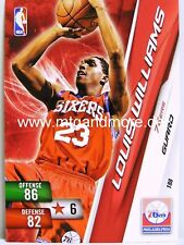 NBA Adrenalyn XL 2011 - Louis Williams #188 - 76ers