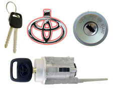 Toyota T100 Pick Up Truck 1993 thru 1998 - Ignition Lock Cylinder w/2 NEW Keys